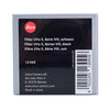 Leica UVA II Filter, Series VIII, Black