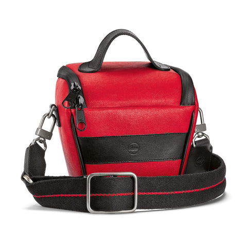 Leica Ettas Bag red, black