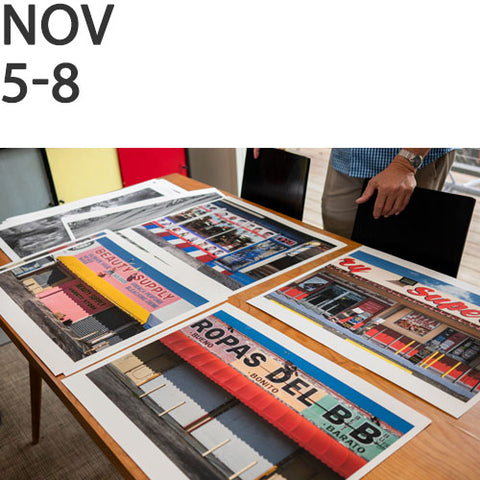 Fine Art Digital Printing Workshop with Richard Sexton | Nov. 5-8, 2020