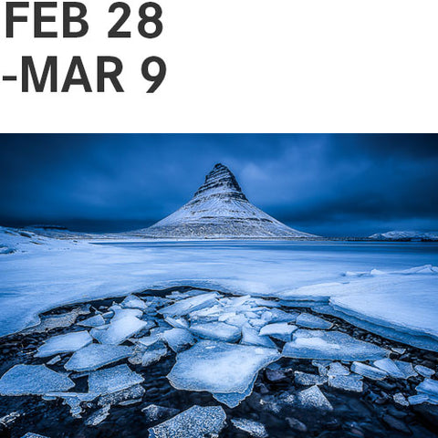 Leica Photo Adventure: Iceland in Winter | Feb 28 - Mar 9, 2018