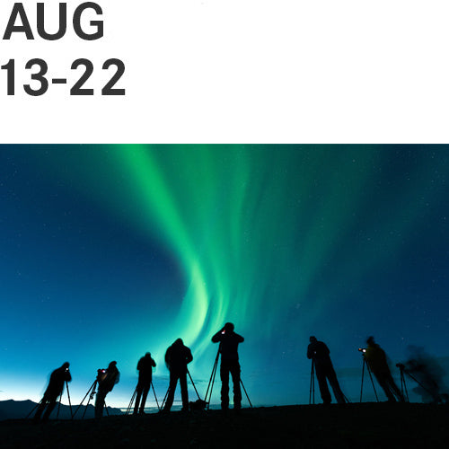 Leica Photo Adventure: Iceland  | Aug 13 - 22, 2019