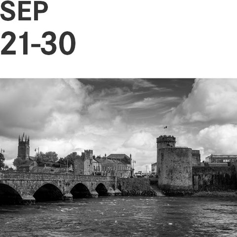 Southwest Ireland Monochrom Workshop | Fri, Sep. 21 - Sun, Sep. 30, 2018