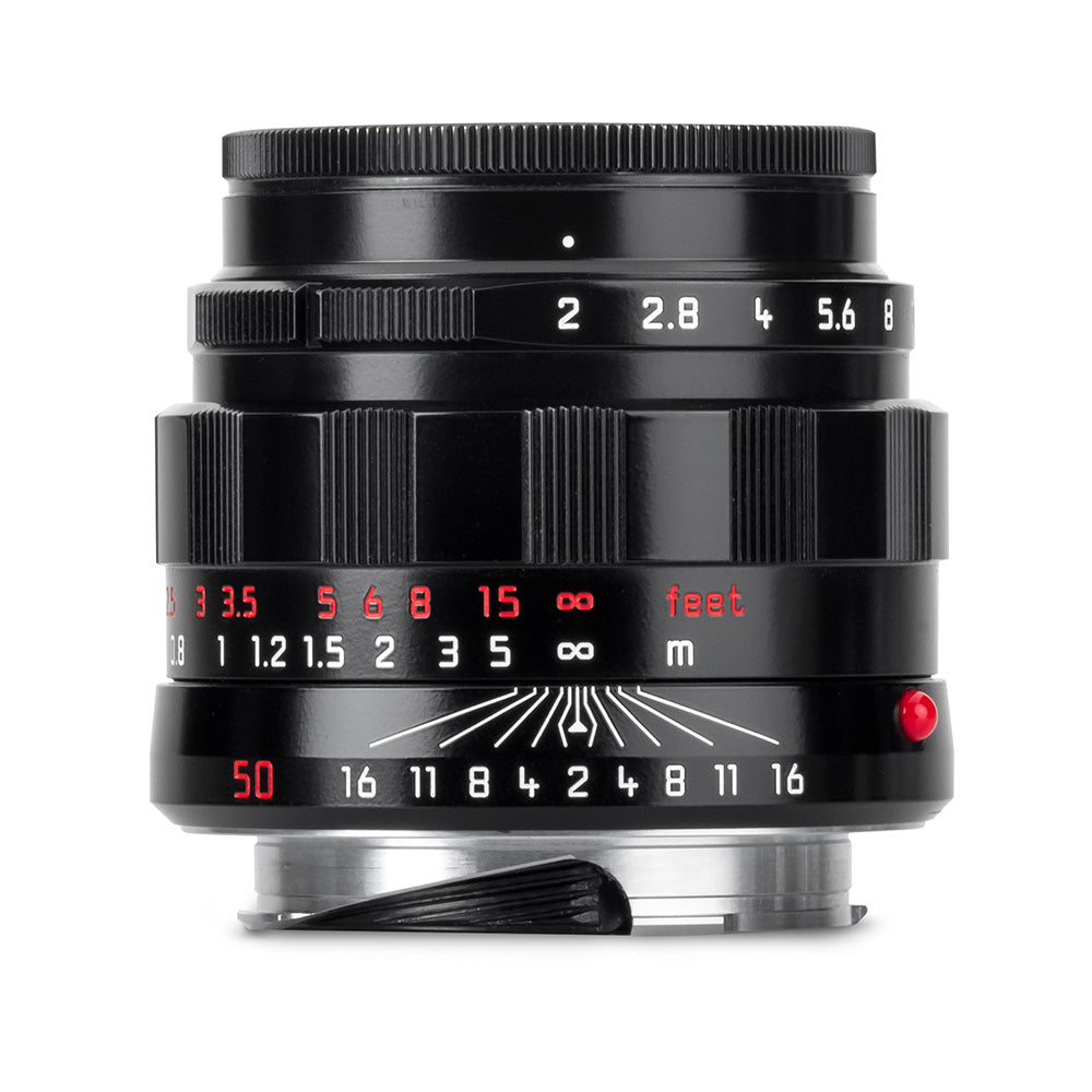 Leica Apo Summicron M 50mm F 2 Asph Lhsa Edition