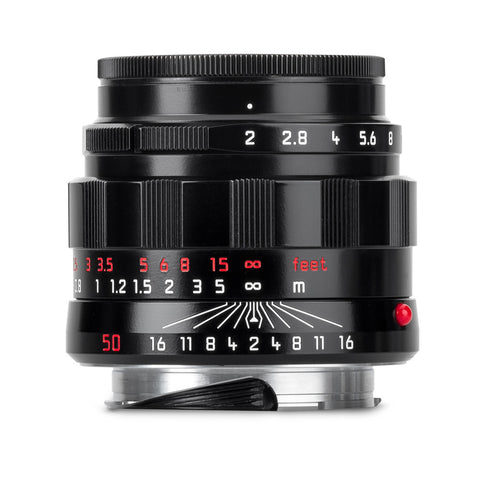 "Leica APO-Summicron-M 50mm f/2 ASPH ""LHSA Edition"" - black paint finish"