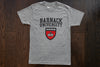Barnack University T-Shirt 2018, Athletic Heather, Mens, XX-Large