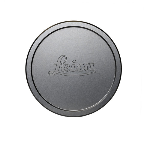 Leica Metal Front Lens Cap, black for Summilux-M 35mm f/1.4 ASPH FLE