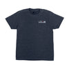 M10 Pocket Tee, Gray,  Large