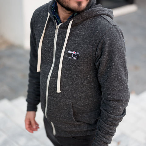 M10 Zip-Up Hoodie, Extra-Small