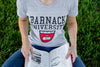 Barnack University T-Shirt 2018, Athletic Heather, Womens, Small