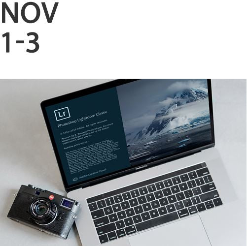 Lightroom for Leica Boot Camp with John Latimer | Nov. 1-3, 2019