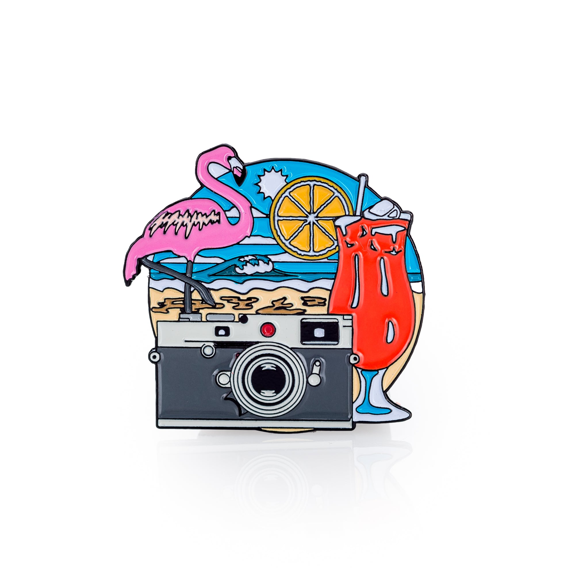 The Traveling M's: A 2020 Enamel Pin Collection, Limited Edition, M10