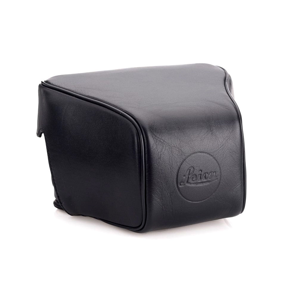 Leica Ever Ready Case for M8 and M9 Nappa leather - Black