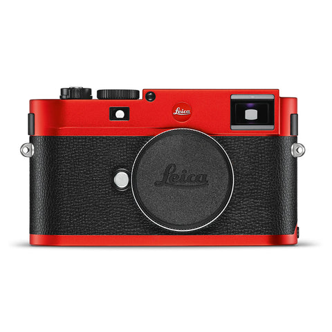 Leica M - (Typ 262) Red Anodized Finish