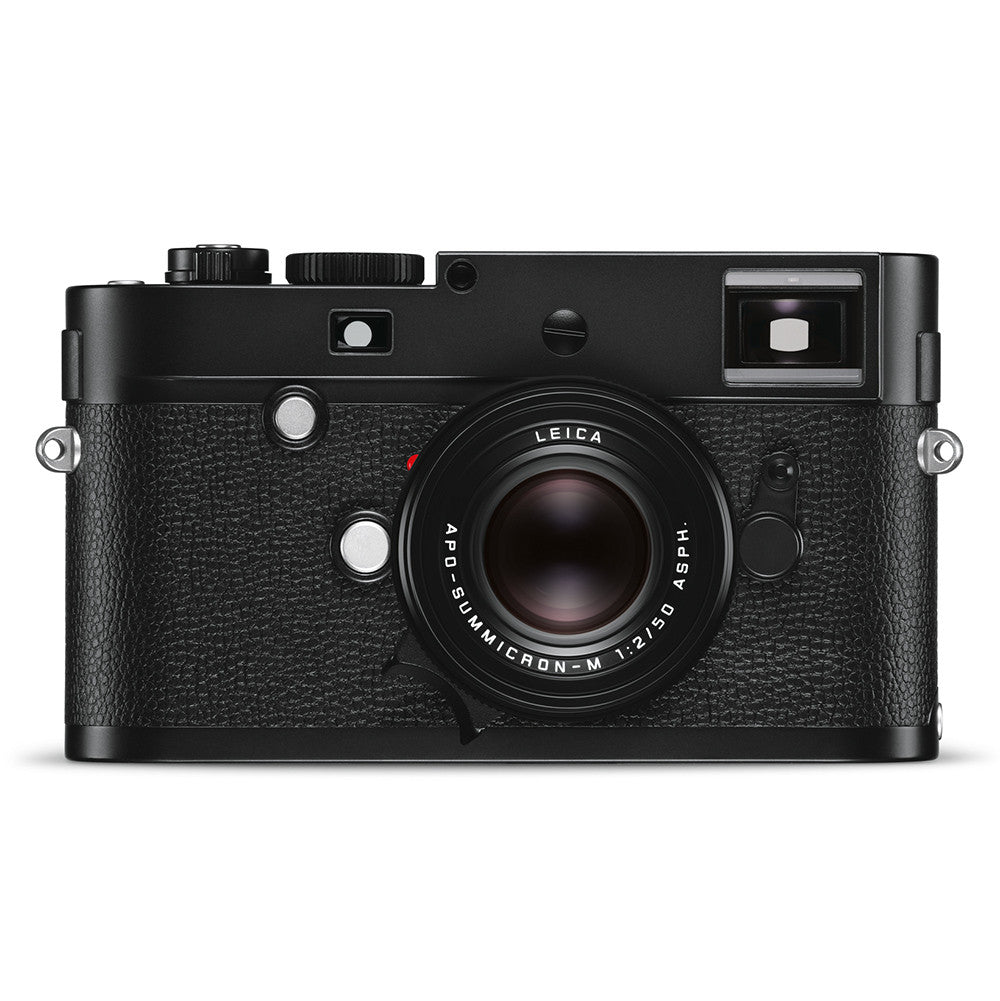 Leica M Monochrom (Typ 246) - Black Chrome
