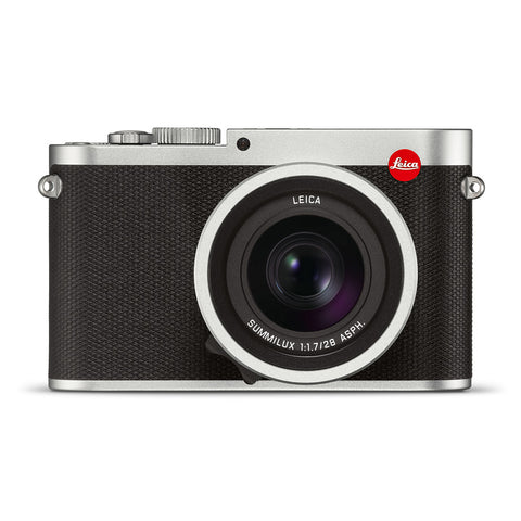 Leica Q (Typ 116), Silver Anodized