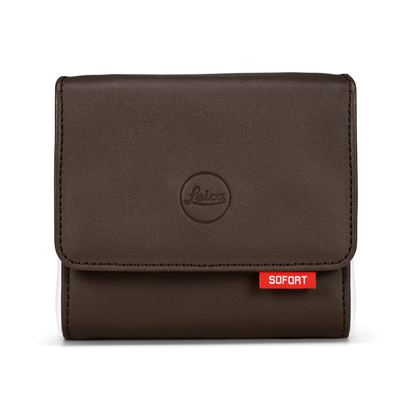 Leica Sofort Case, Brown