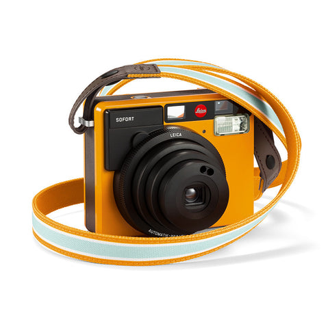 Leica Sofort Strap, Orange