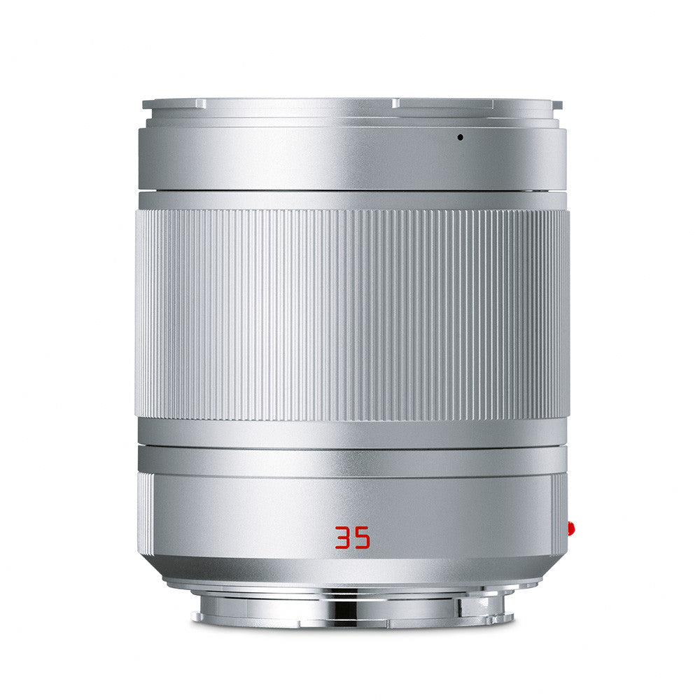 Leica Summilux-TL 35mm f/1.4 ASPH, silver anodized