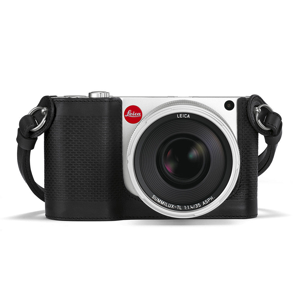 Leica Protector for TL, leather, black