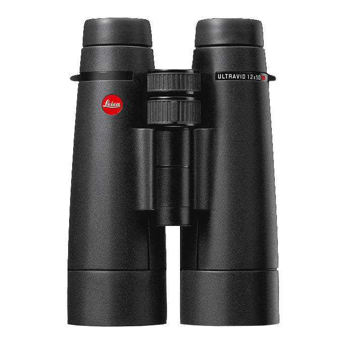 Leica 12x50 Ultravid HD Plus Binocular - Black Armored