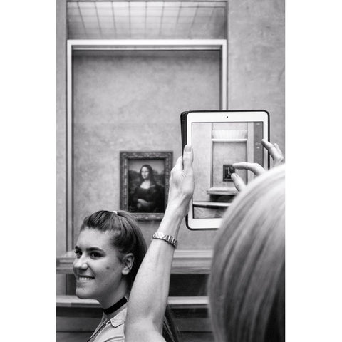 Louis Jay - Signed Archival Print - The Louvre, Paris (13)
