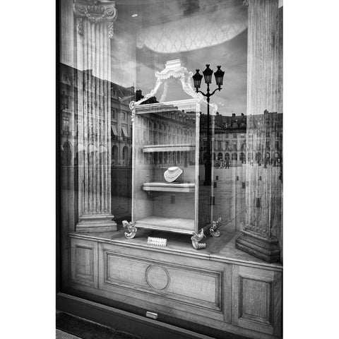 Louis Jay - Signed Archival Print - Place Vendome, Paris (17)