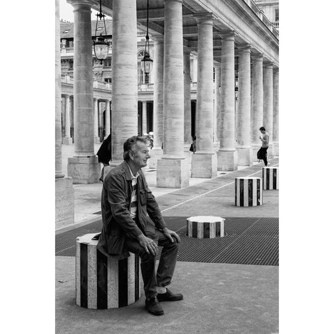 Louis Jay - Signed Archival Print - Palais-Royal, Paris (52)