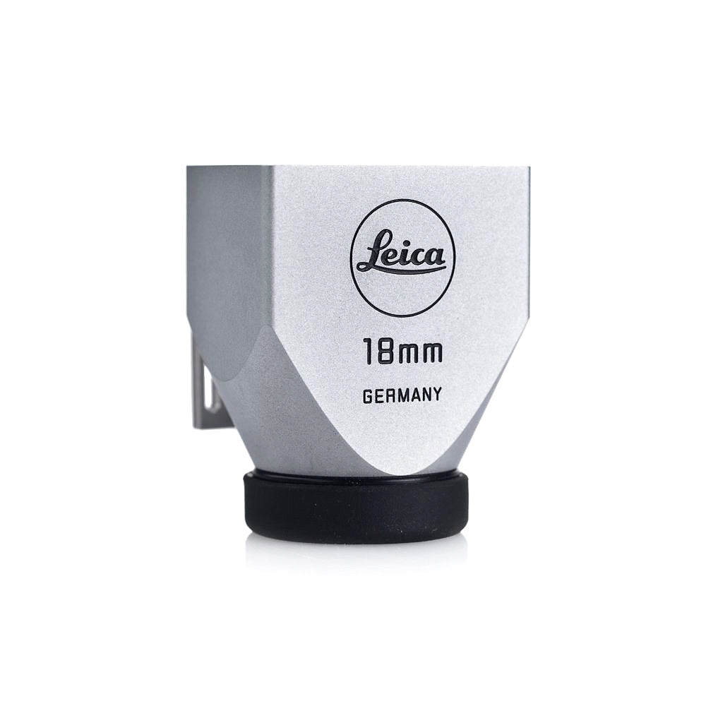 Leica Brightline finder M-18 - Silver