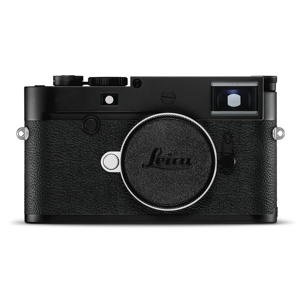 Leica M10-D, black chrome finish