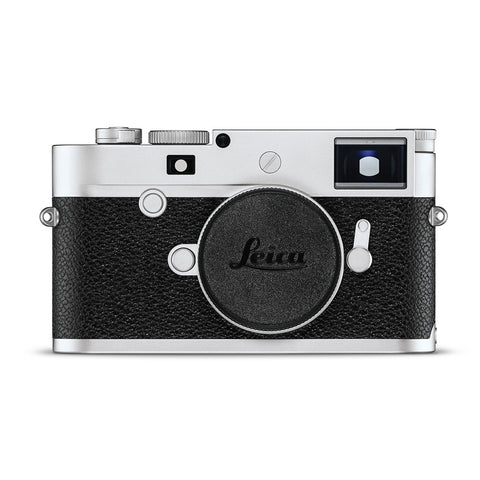 Leica M10-P, silver chrome finish