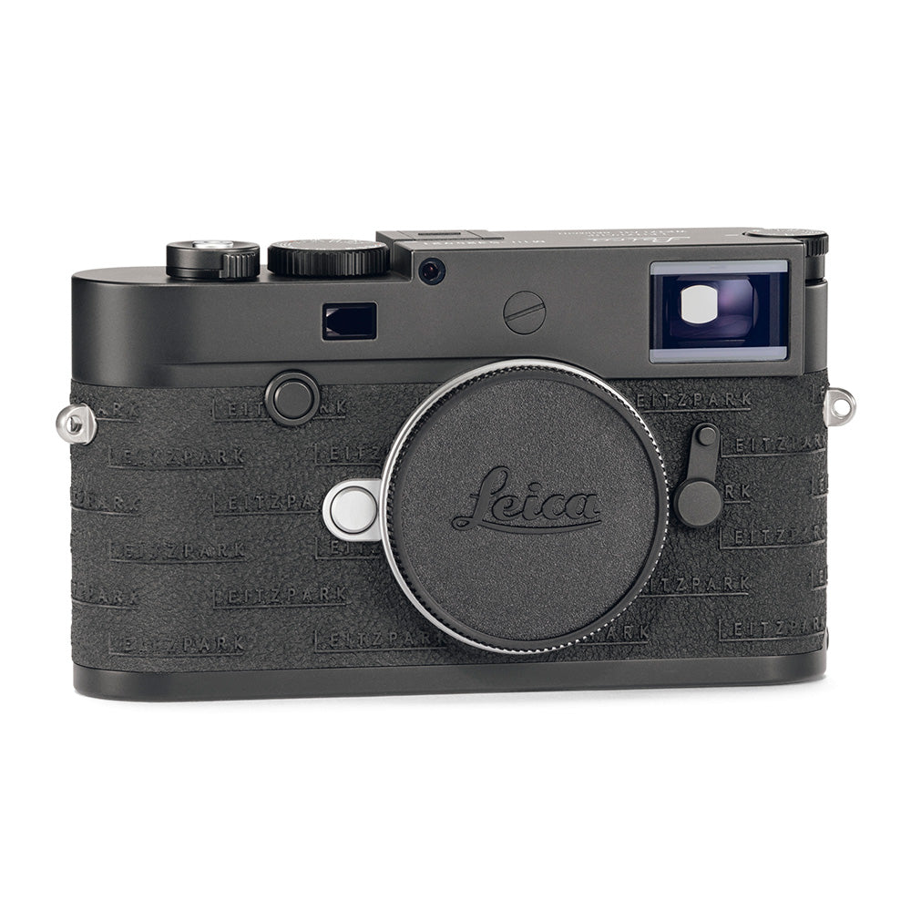 "Leica M10, black chrome finish ""Leitz Park Edition"""