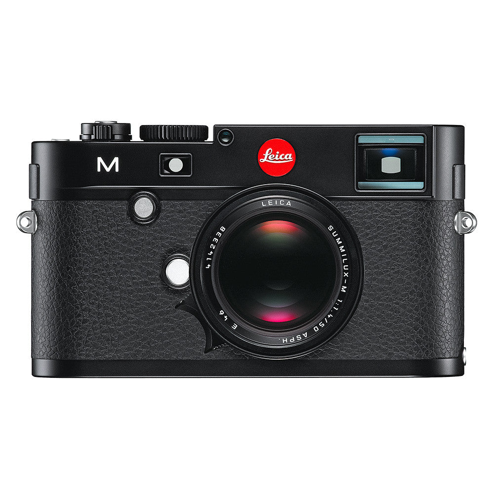 Leica M (Typ 240), Black Paint