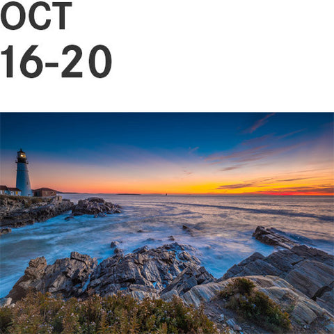 Leica Photo Adventure: Coastal Maine  | Oct 16-20, 2017