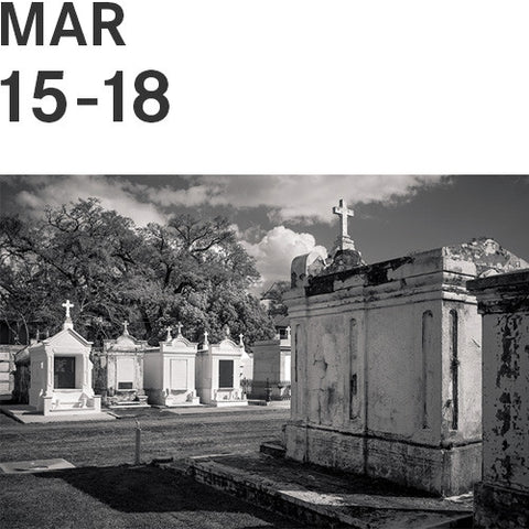 New Orleans Monochrom Workshop with Richard Sexton | Thurs, Mar. 15 - Sun, Mar. 18, 2018
