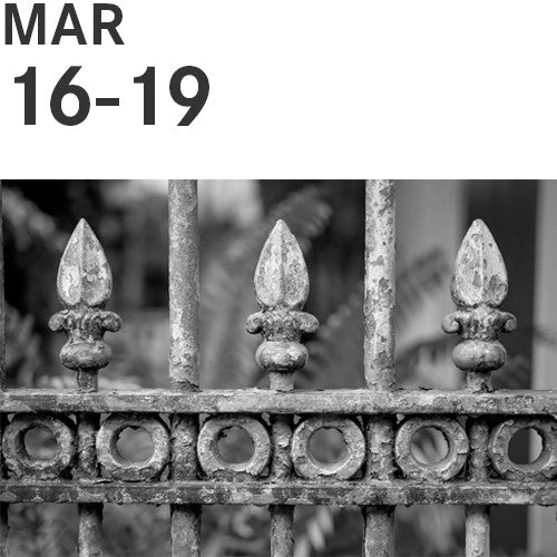 New Orleans Monochrom Workshop with Richard Sexton | Thurs, Mar. 16 - Sun, Mar. 19, 2017