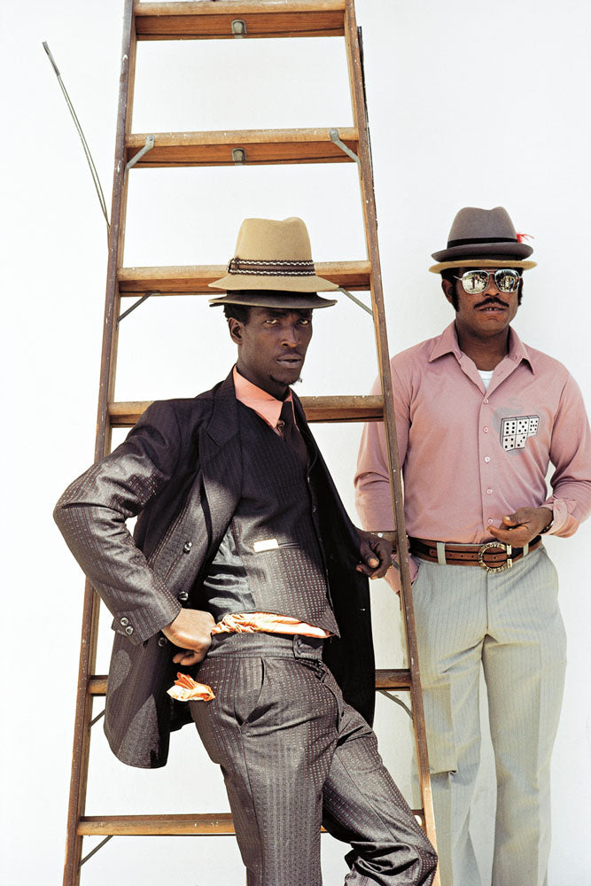 Nathan Benn - Editioned Print - Seasonal Field Workers from Jamaica, 1981