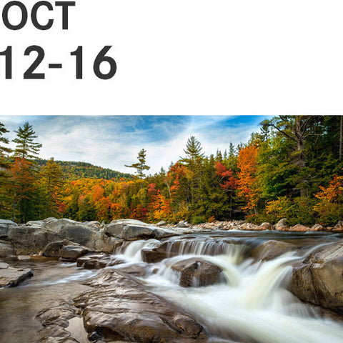 Leica Photo Adventure: New Hampshire Fall Foliage | Oct 12-16, 2017