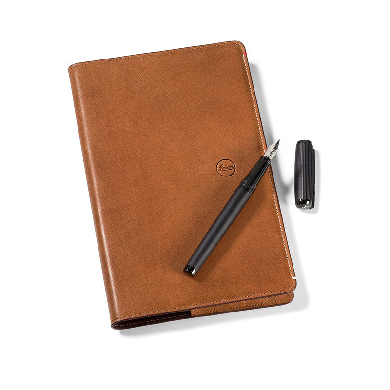 Leica Leather Notebook Case