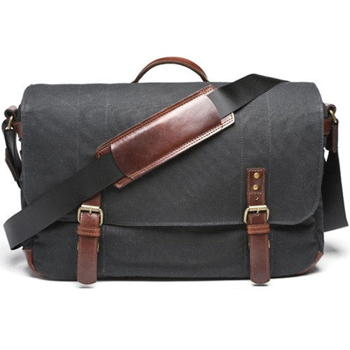 ONA Union Street Camera and Laptop Bag - Black