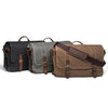 ONA Union Street Camera and Laptop Bag - Smoke