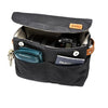 ONA Roma  Camera Insert and Organizer - Black