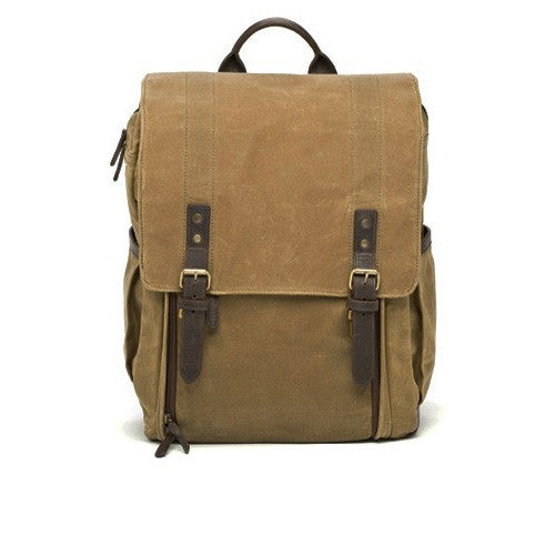 ONA Camps Bay Camera and Laptop Backpack - Field Tan