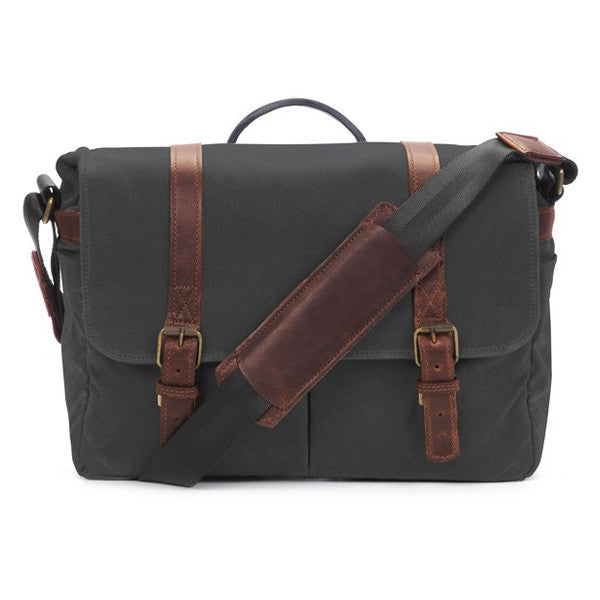 ONA Brixton Camera Messenger Bag - Black