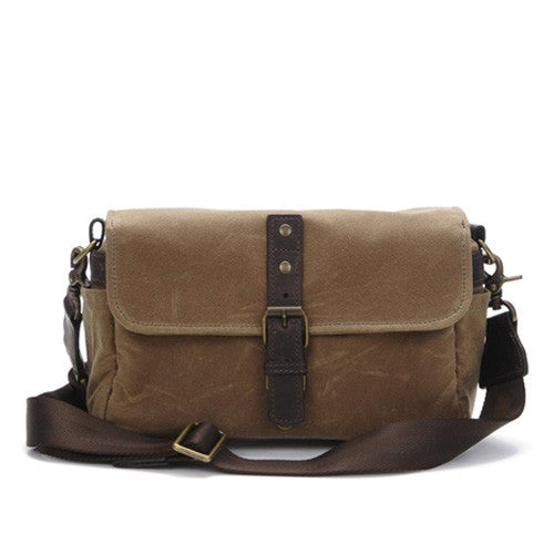 ONA Bowery Camera Bag - Field Tan
