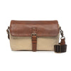 ONA Bowery 50/50 Camera Bag - Natural and Antique Cognac