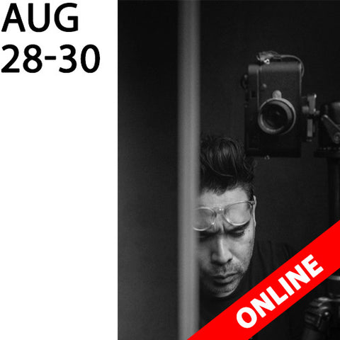 More Than a Photograph of a Face: A Study of Portraiture with Omar Cruz | Aug. 28 - 30, 2020