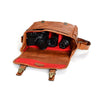 ONA Berlin II - Leica M-System Leather Camera Bag - Vintage Bourbon