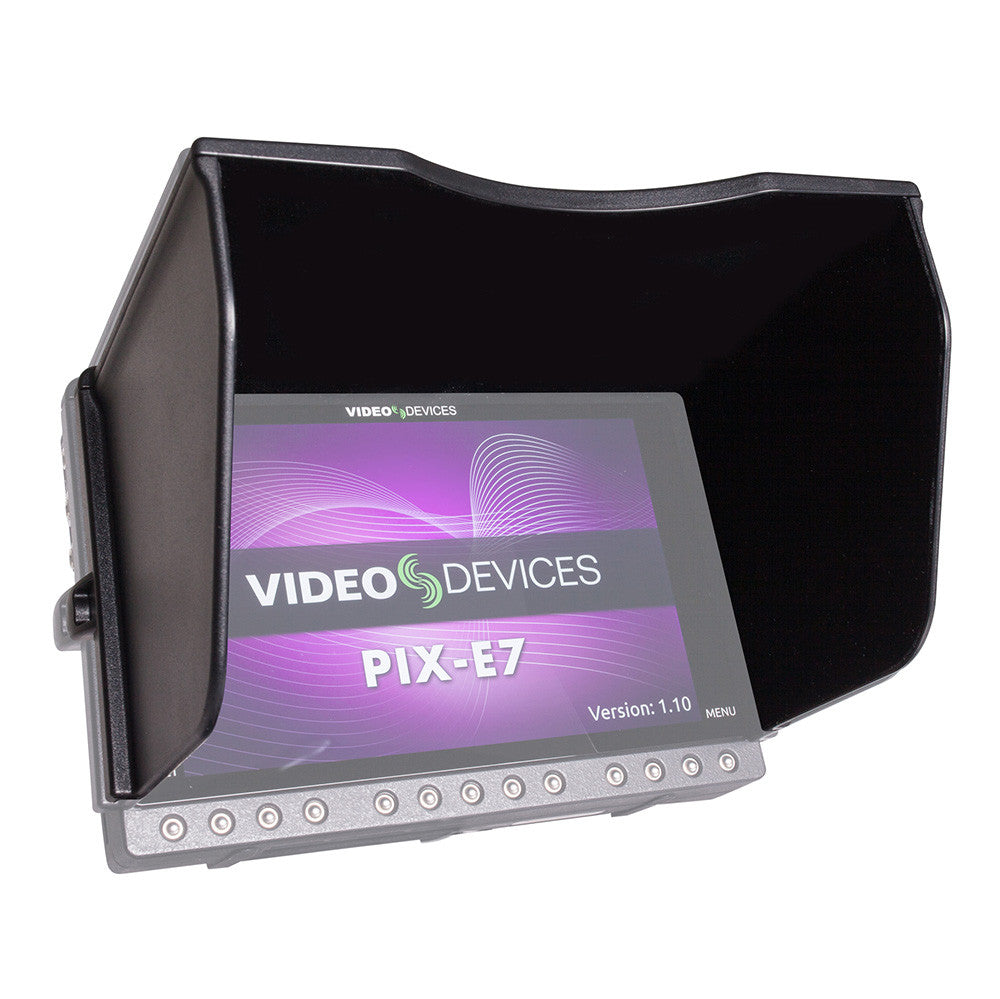 Video Devices Sun Hood for PIX-E7