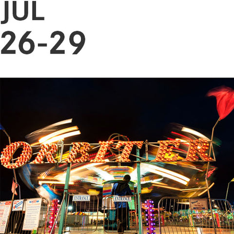 Photojournalism Workshop at the Ohio State Fair - July 26-29, 2018
