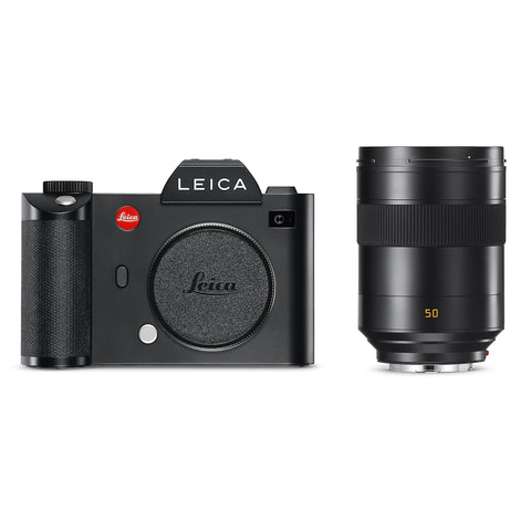 Leica SL Prime Bundle with Summilux-SL 50mm
